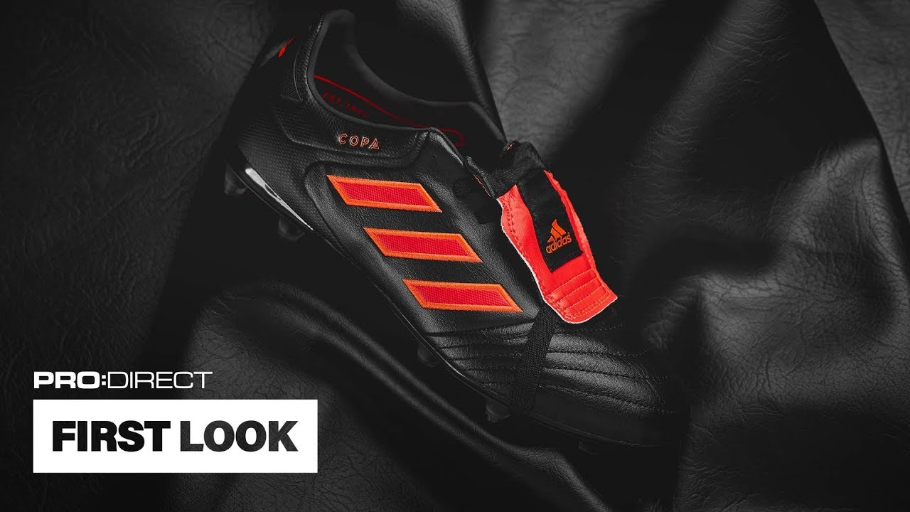 wholesale dealer 7f8d9 28dde FIRST LOOK Adidas Copa Gloro 17