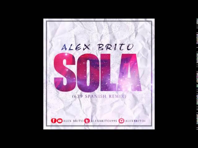 Fetty Wap ''679'' - Spanish Remix By Alex Brito ( Sola )