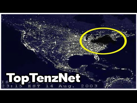 Top 10 WORST 20th Century POWER OUTAGES