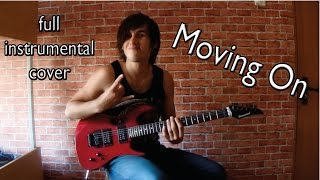Moving On (Asking Alexandria full instrumental cover in Drop C)