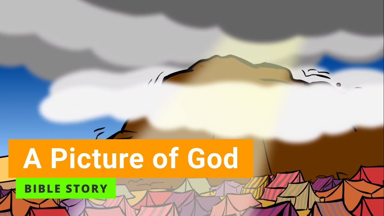 "Primary Year C Quarter 1 Episode 4 ""A Picture of God"""