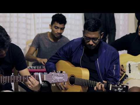 With you - Les Inkonus (Chris Brown Acoustic Cover)
