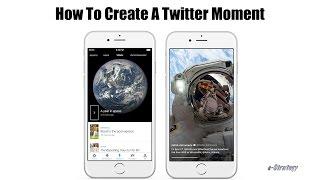 So Erstellen Sie Eine Twitter-Moment - e-Strategie, Wie Screencasts, Folge 42