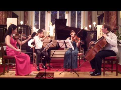 Elgar - Piano Quintet Op.84 in a minor 2nd and 3rd movements
