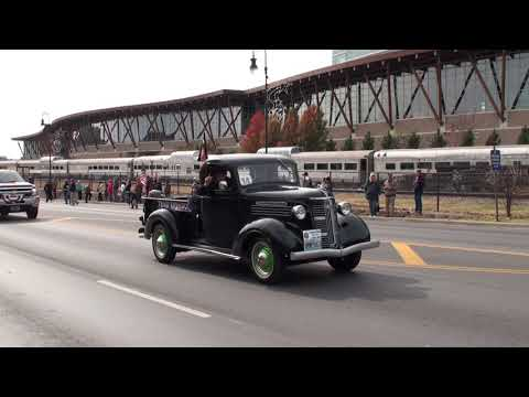 2017 Annual Veterans Day Parade in Branson, MO, Part1