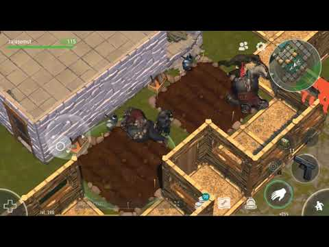 Player 7975 Base Raid Ldoe