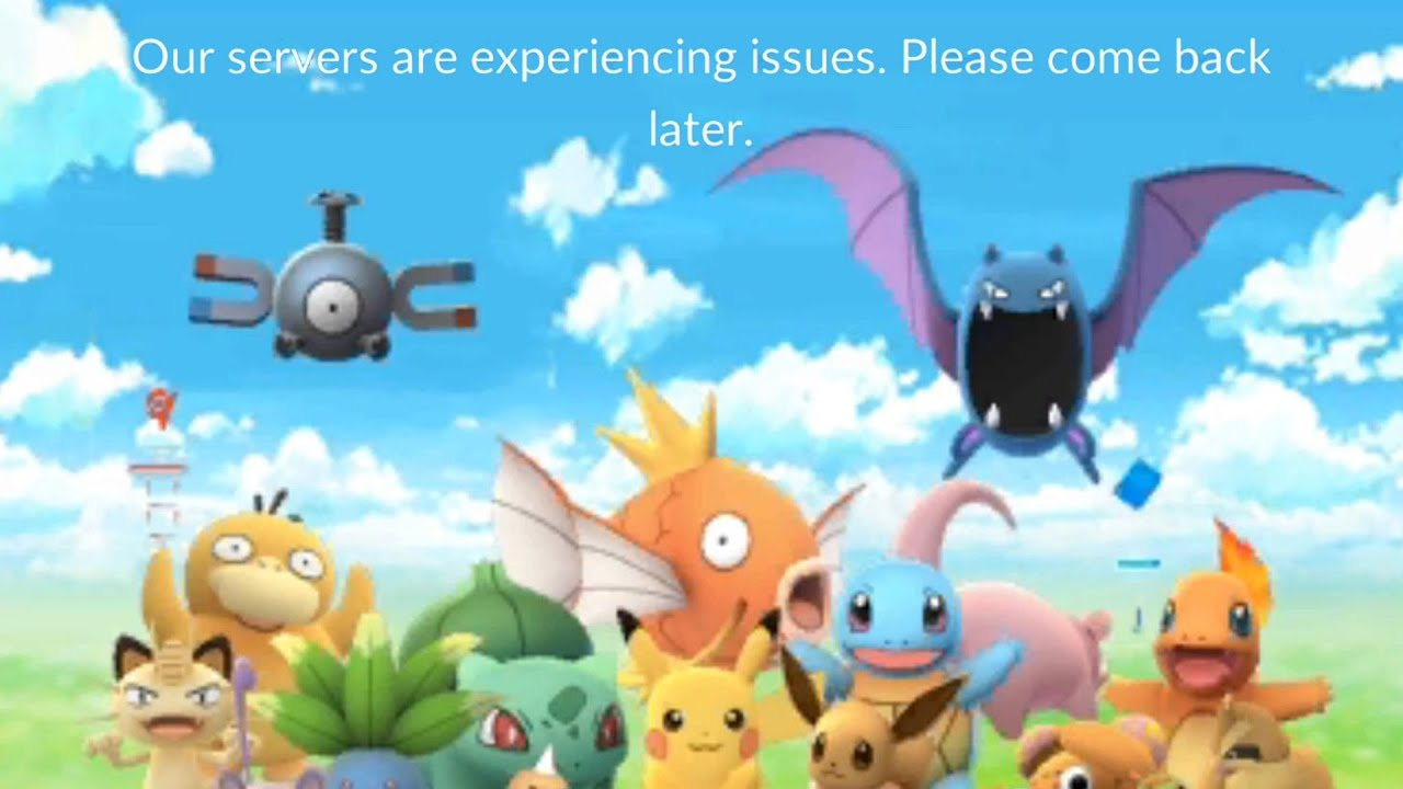 Pokemon Masters launches early on Android and iOS, servers immediately crash