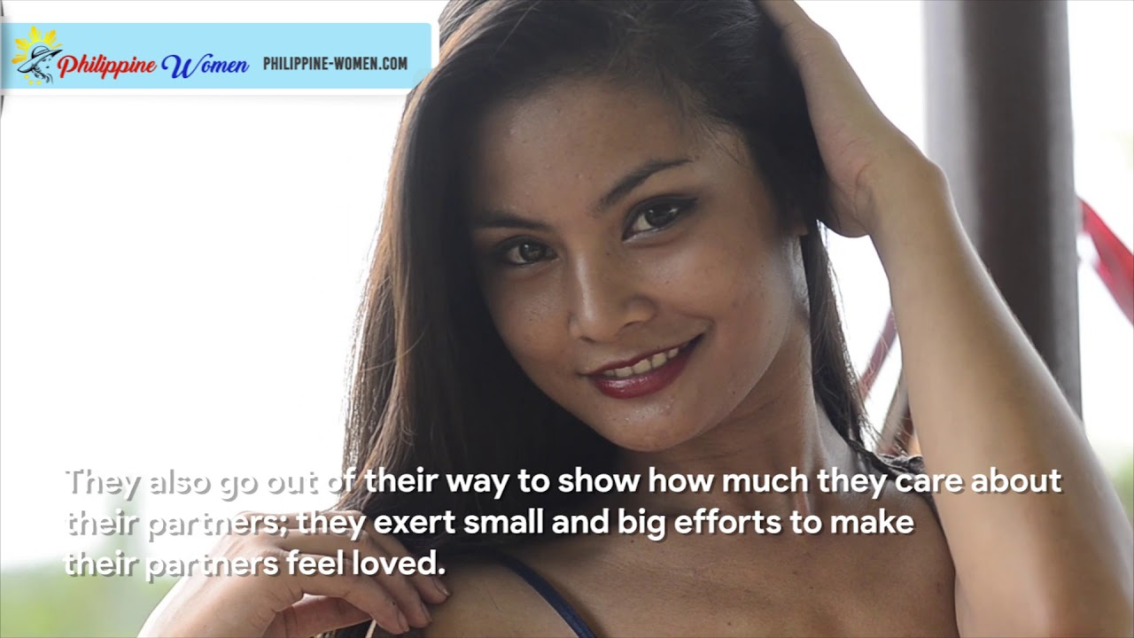 The Truth About Young Filipinas as Partners - YouTube