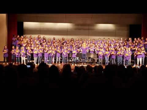 East Coweta Middle School Chorus Concert(1)