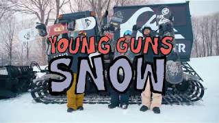 YOUNG GUNS SNOW HOW TO