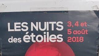 Nuit Des Etoiles 2018 - Live