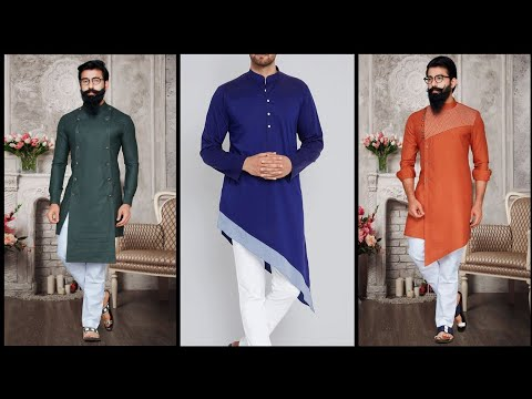 New Stylish Mens Kurta Design images in Fashion 2020 | Kurta Designs | Mens Kurta Designs
