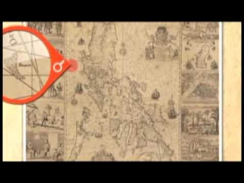 300-year old Phl map to be submitted  to ITLOS to support maritime claim