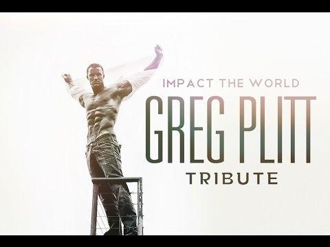 Greg Plitt  - Impact The World - Motivational Video | Tribute HD