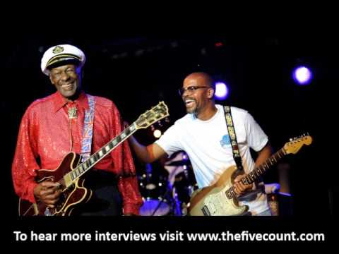 Chuck Berry - Charles Berry Jr  Interview