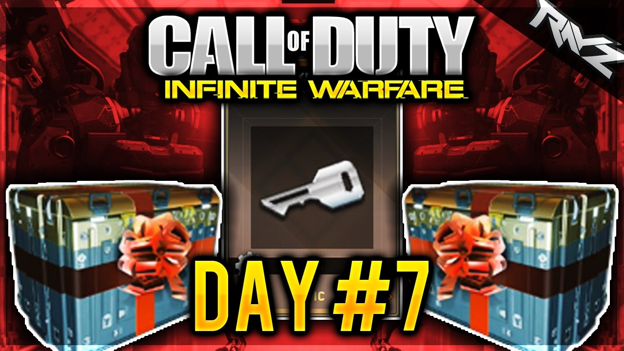 Infinite Warfare: 7TH FREE EPIC GIFT! 12 Days of Christmas Day #7 ...