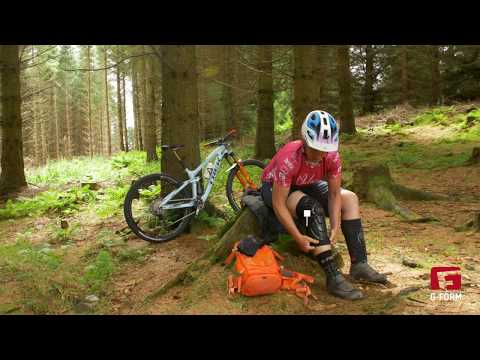 G-Form Elite Knee Guard: Tracy Moseley Review