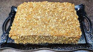 ЭТОТ торт ПОКОРИЛ СОТНИ хозяек ПОТРЯСАЮЩЕ вкусный торт со сметанным кремом ПРОСТОЙ рецепт
