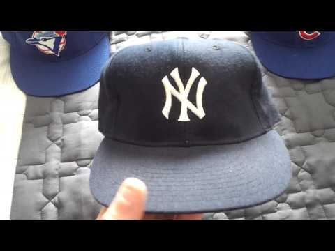 HomeTown Fitted 80's, 90's Vintage New Era Collection!
