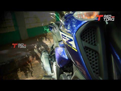 Yamaha FZ V3: Check this video before buying FZ V3   RED TORQ TAMIL