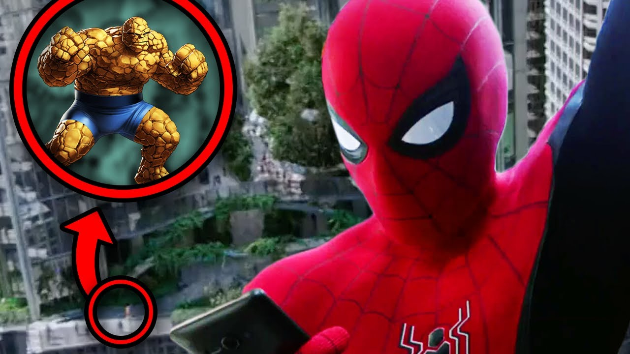 Download Spider-Man Far From Home Breakdown! NEW Easter Eggs You Missed! | Infinity Saga Rewatch
