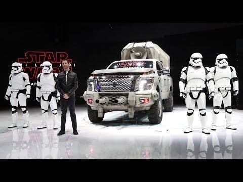 Nissan Star Wars LA Press Conference Highlights