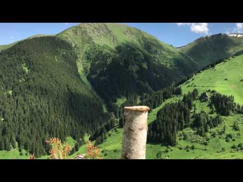 مرتفعات شكرصو في اوزونغول