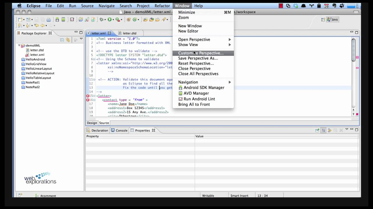 Validating xml schema using java beans