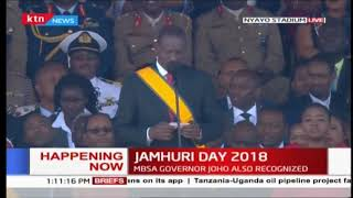 DP William Ruto's speech during the Jamhuri Day celebrations