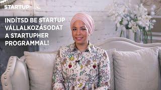 StartupHer 2021 - Valósítsd meg startup ötleted női alapítóként a segítségünkkel!