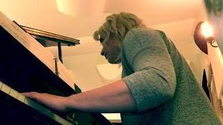 """Murder, He Says"" Jacquelyn Schreiber Pianist With Jen Eden"
