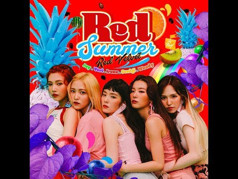RED VELVET (레드벨벳) - Red Flavor (빨간 맛) (AUDIO MP3/DL)  | The Red Summer (Mini Album)