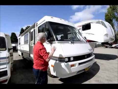 The RV Corral 1990 Itasca Sunflyer - 31'