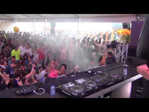The Thrillseekers (FULL LIVE SET) @ Luminosity Beach Festival 06-07-2014