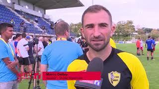 SPORT - Football : Stade Nyonnais - Grasshopper Club Zurich