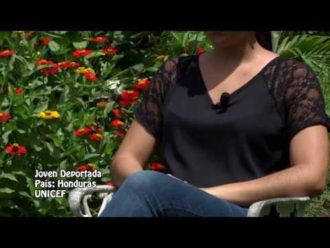 Testimonio Deportada Julio 2014