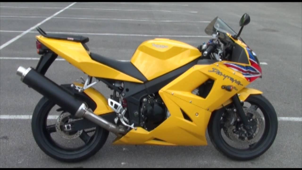 triumph daytona 650 stock no 56783 youtube rh youtube com Triumph Daytona 1050 2004 Triumph Daytona