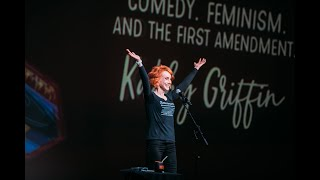 Kathy Griffin - Comedy. Feminism. And the First Amendment [Explicit] | Upfront Summit 2019