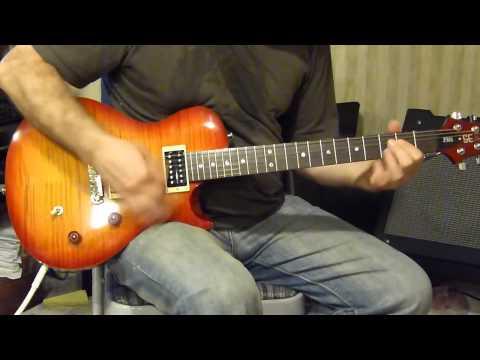 Bruce Springsteen - Badlands - Guitar Cover