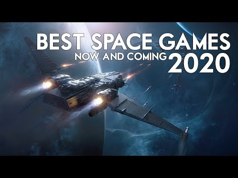 The Best Space Games of 2020 - A Look At The Upcoming Titles and Updates