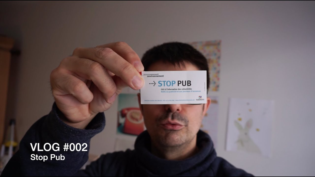 Vlog #002 : Stop Pub