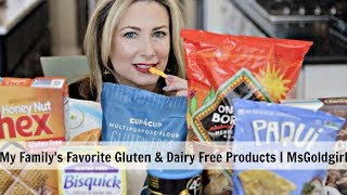 Our Favorite Gluten-Free and Dairy-Free Foods   MsGoldgirl