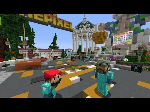 VFW - Minecraft โปรโมทเซิฟเวอร์ IP mc-minepixel.net 1.8.9-1.12