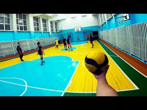 Volleyball First Person | Best Moments | Highlights | POV