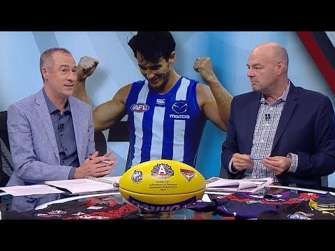 Gerard Whateley & Mark Robinson on North Melbourne - Fox Footy (April 23, 2018)