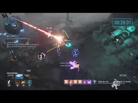 Alienation ™ farming level and core