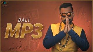 MP3 (Official Video)   BALI   ENZO   HINDI RAP