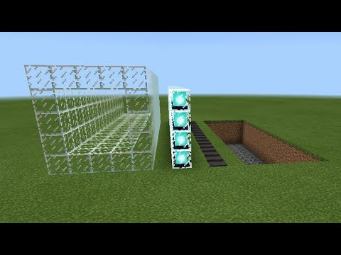Easy Tutorial: How to Place and Remove Blocks in Minecraft PE using Commands
