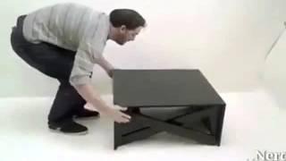 신기한 테이블