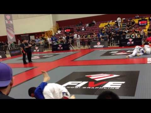 mo khair five grappling california 1 final